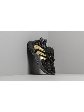 adidas Sobakov Boost Core Black/ Gold Metallic/ Carbon