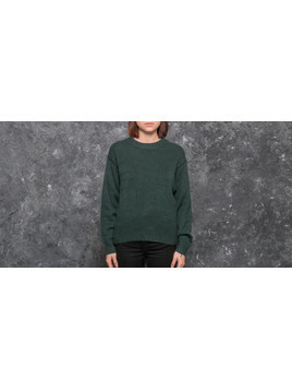 Cheap Monday Burn Knit Pine Green