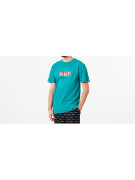 HUF Freaks Tee Biscay Bay