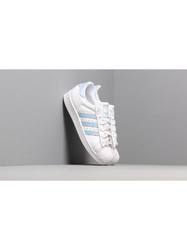 adidas Superstar W Ftw White/ Glow Blue/ Core Black