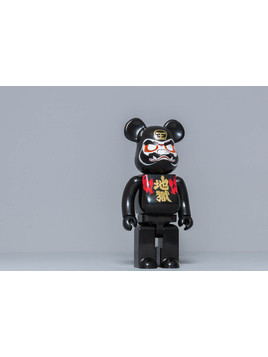 Medicom Toy Bearbrick Sick's Spec Hell Daruma 400%