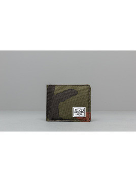 Herschel Supply Co. Roy Wallet Coin Woodland Camo