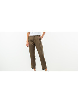 HOPE Krissy Trousers Khaki Green