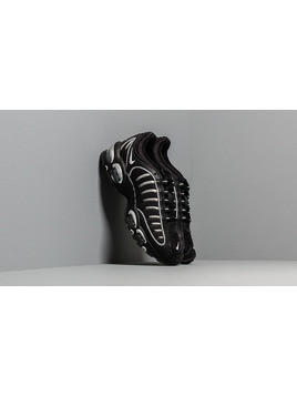 Nike Air Max Tailwind IV Black/ White-Metallic Silver