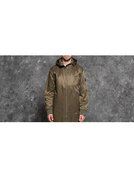 Cheap Monday Alert Parka Dark Green