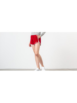 MAISON KITSUNÉ Terry Cloth Sport Short Red