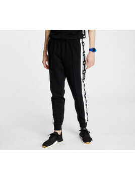 Kappa Authentic La Ciovan Pants Black/ White