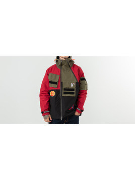 Billionaire Boys Club Expedition Training Jacket Red