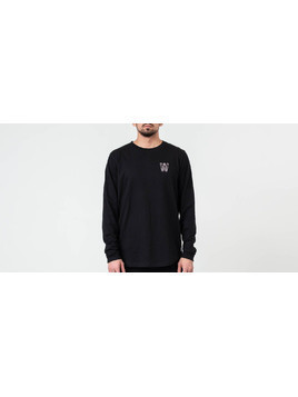 Wemoto Dedication Longsleeve Tee Black