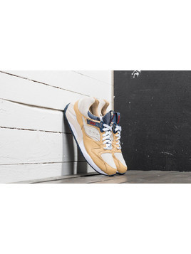 "Saucony x Sneakersnstuff Grid 9000 ""Business Class"" White Wheat/ Birch"