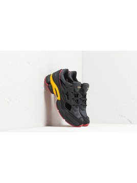 "adidas x Raf Simons Replicant Ozweego ""Belgium Version"" Core Black/ Bold Gold/ Natural Grey"