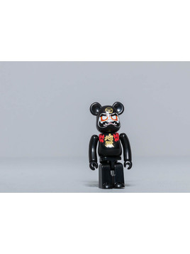 Medicom Toy Bearbrick Sick's Spec Hell Daruma 100%