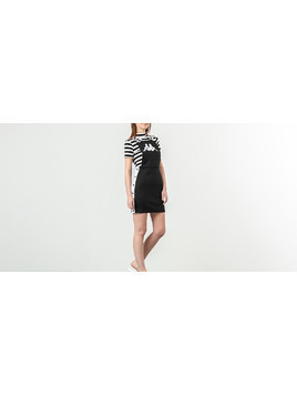 Kappa Banda Bondera Dress Black/ White