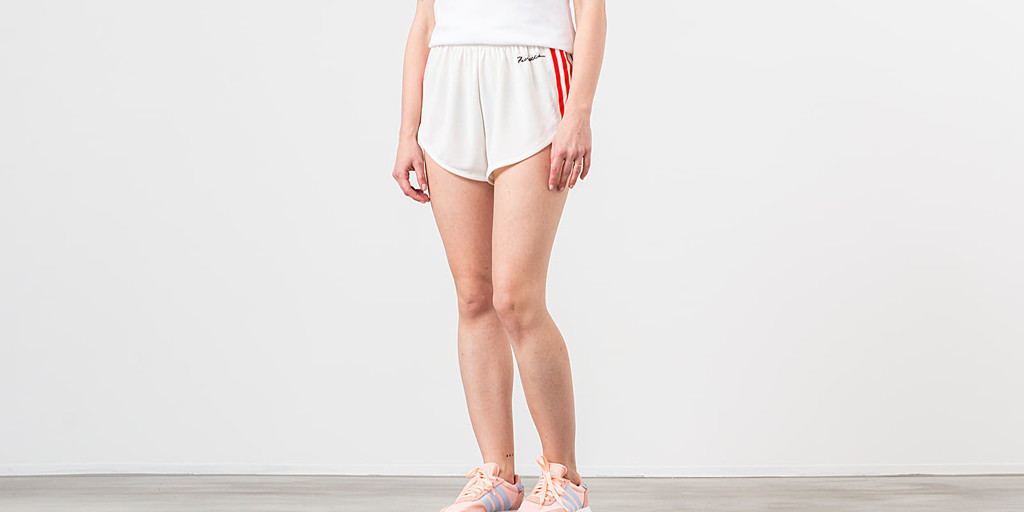 adidas x Fiorucci Vintage Short Off White/ Red/ Black