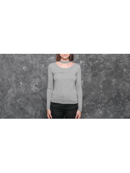 Cheap Monday Care Top Grey Melange