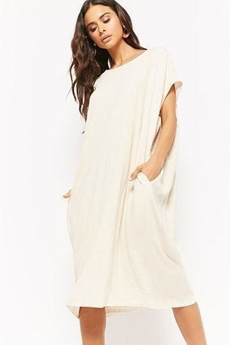 Relaxed Woven Dress