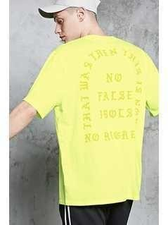 No False Idols Graphic Tee