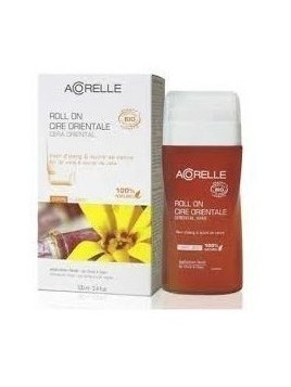 ACORELLE Orientalny wosk ylang-ylang do depilacji roll-on, 100 ml