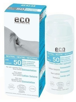 ECO Cosmetics C545 Emulsja na słońce SPF 50 NEUTRAL, 100 ml