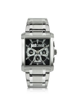 Rude Collection Stainless Steel Watch
