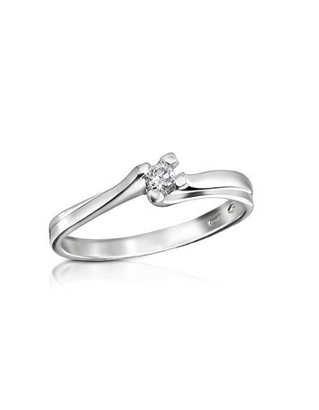 0.08 ctw Diamond Solitaire Ring