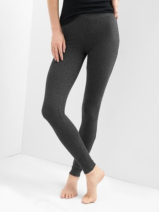Gap Pure Body Leggings - Charcoal heather