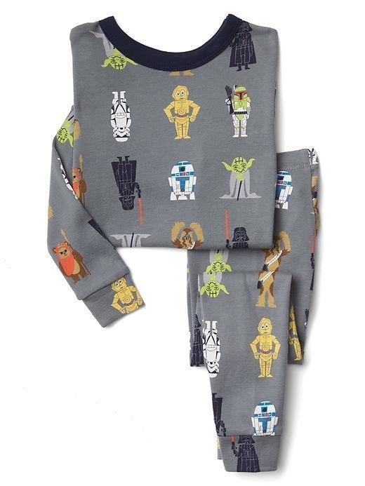 Gap &#124 Star Warsâ Print Sleep Set - Elysian blue