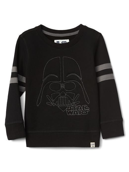Gap &#124 Star Warsâ Crew Sweatshirt - True black