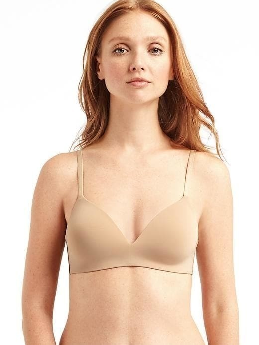 Gap Favorite Wireless Bra - Nude 317
