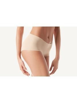 Seamless High Waist Microfiber French Knickers