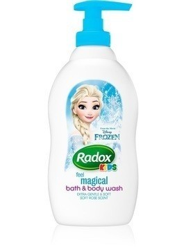 Radox Kids Feel Magical żel do kąpieli i pod prysznic 400 ml