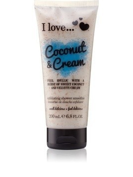 I love... Coconut & Cream peeling pod prysznic 200 ml