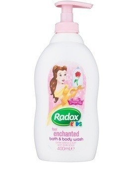 Radox Kids Feel Enchanted żel do kąpieli i pod prysznic 400 ml