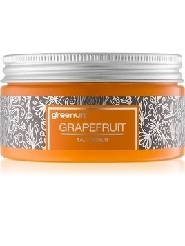 Greenum Salt Scrub peeling solny do ciała z zapachem Grapefruit 320 g