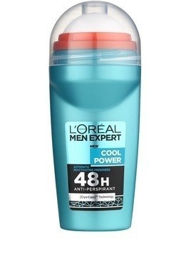 L'Oréal Paris Men Expert Cool Power antyperspirant roll-on (48h) 50 ml