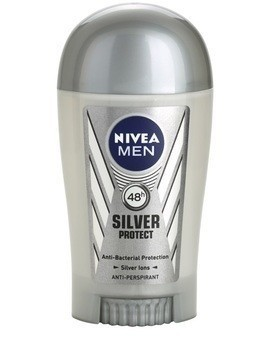 Nivea Men Silver Protect antyperspirant  40 ml