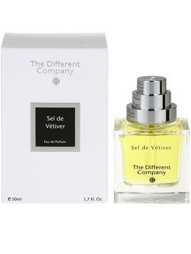The Different Company Sel de Vetiver woda perfumowana unisex 50 ml