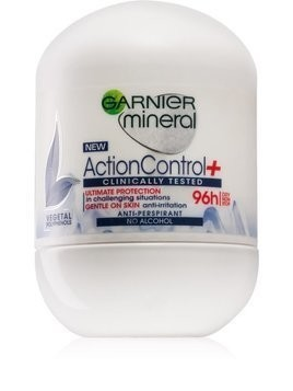 Garnier Mineral Action Control + antyperspirant roll-on 50 ml