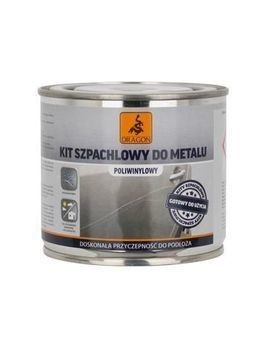 Kit szpachlowy DO METALU DRAGON