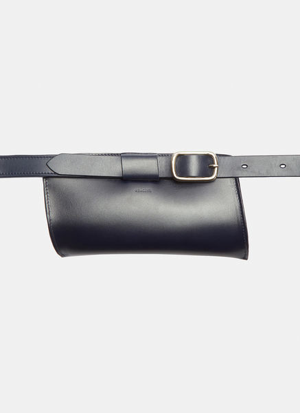 Forward Swept Belt Bag