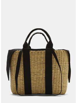 Caba P Basket Bag