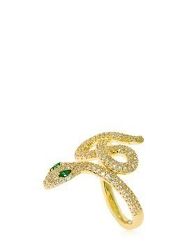 SERPENTINE STATEMENT RING