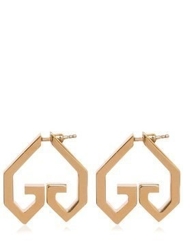 LOGO HEART EARRINGS