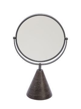 TABLE MIRROR WITH PIETRA D'AVOLA BASE