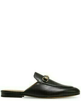 10mm Princetown Leather Mules