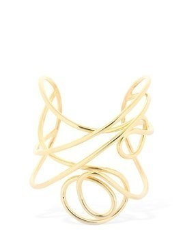 MULTI KNOT STATEMENT CUFF BRACELET