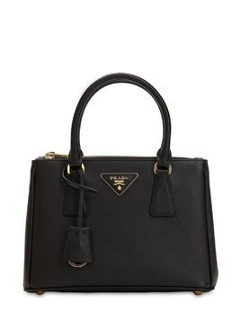 SMALL GALLERIA SAFFIANO LEATHER BAG