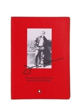 146 GC JAMES DEAN LINED NOTEBOOK