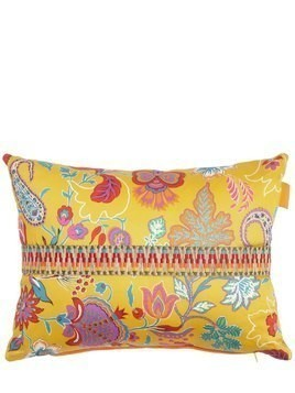 MIJAS COTTON & LINEN PILLOW WITH BAND