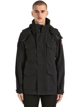 VOYAGE HOODED JACKET